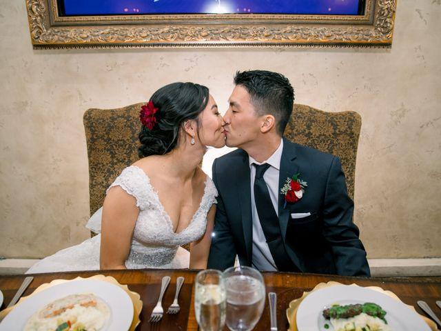 Justin and Deborah's Wedding in Orange, California 112