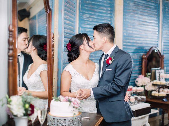 Justin and Deborah's Wedding in Orange, California 116
