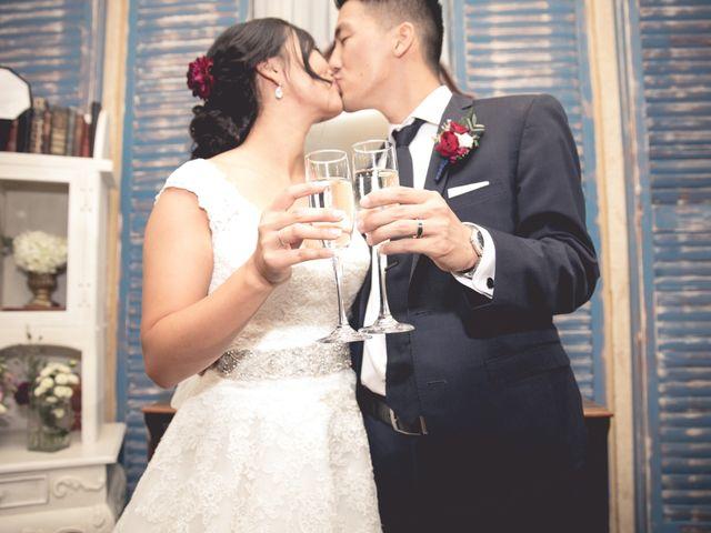 Justin and Deborah's Wedding in Orange, California 119