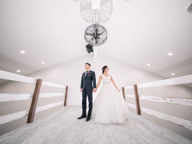 Justin and Deborah's Wedding in Orange, California 124