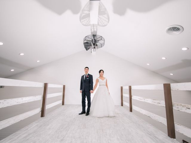 Justin and Deborah's Wedding in Orange, California 125