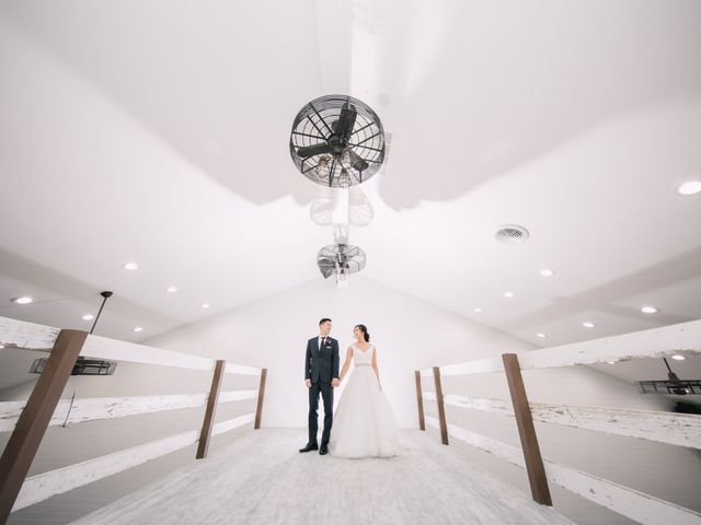 Justin and Deborah's Wedding in Orange, California 126