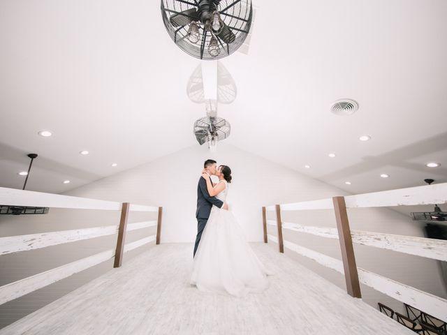 Justin and Deborah's Wedding in Orange, California 1