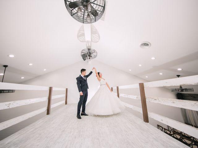 Justin and Deborah's Wedding in Orange, California 136
