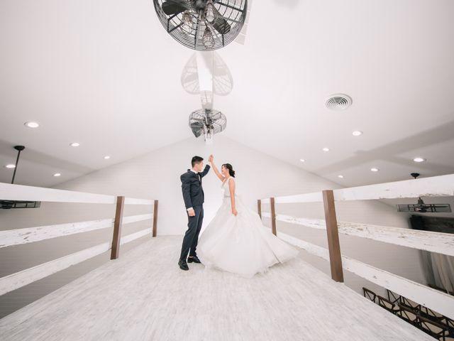 Justin and Deborah's Wedding in Orange, California 137