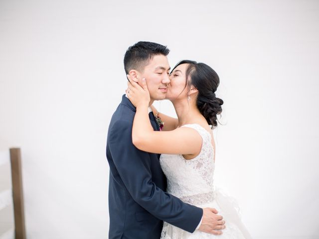 Justin and Deborah's Wedding in Orange, California 139