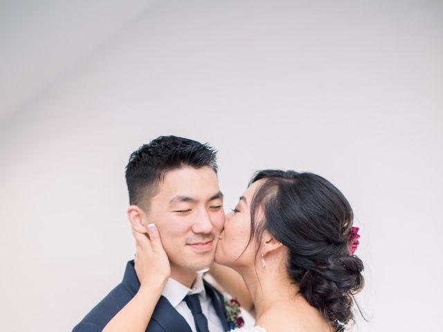 Justin and Deborah's Wedding in Orange, California 141