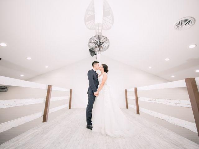 Justin and Deborah's Wedding in Orange, California 142