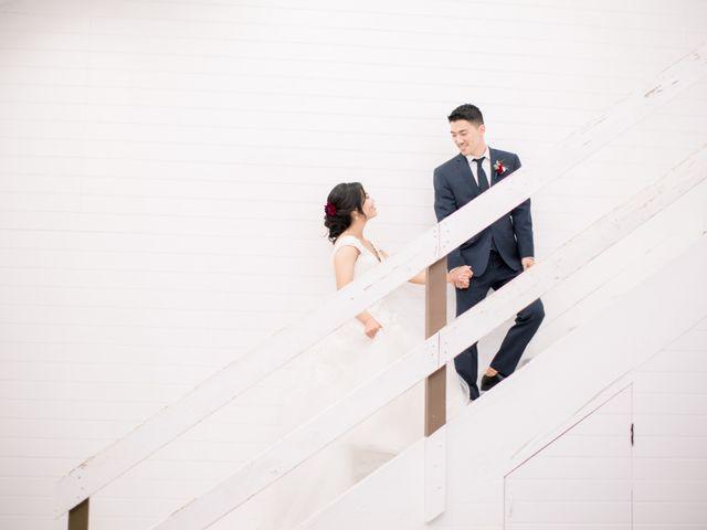 Justin and Deborah's Wedding in Orange, California 143
