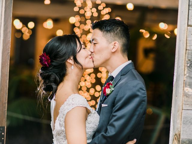 Justin and Deborah's Wedding in Orange, California 144