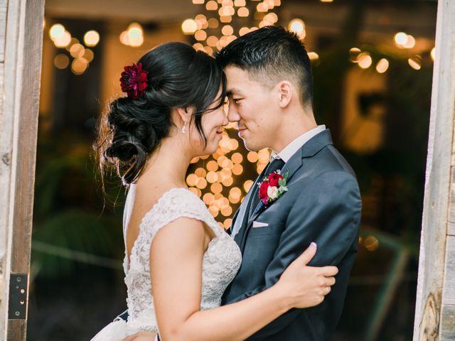 Justin and Deborah's Wedding in Orange, California 145