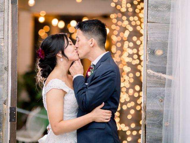 Justin and Deborah's Wedding in Orange, California 146