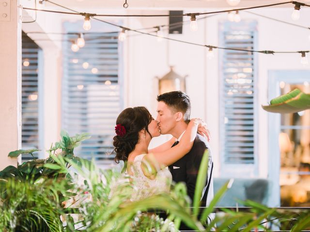 Justin and Deborah's Wedding in Orange, California 147