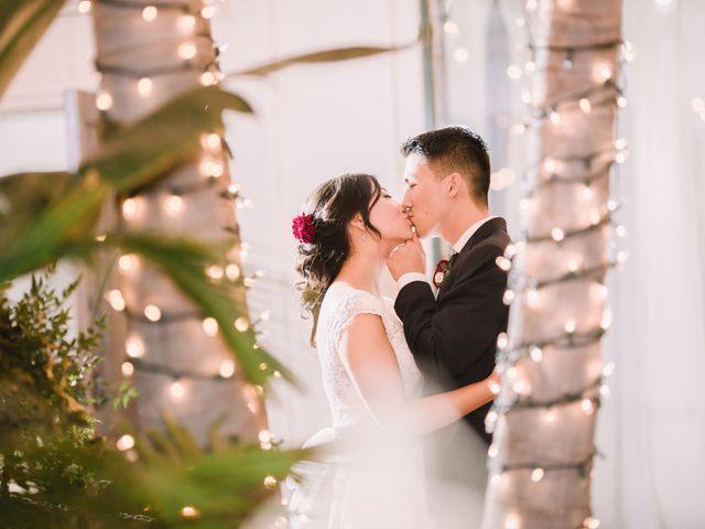 Justin and Deborah's Wedding in Orange, California 148