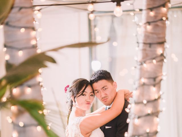 Justin and Deborah's Wedding in Orange, California 150