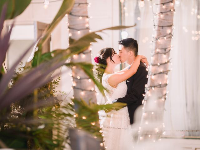 Justin and Deborah's Wedding in Orange, California 153
