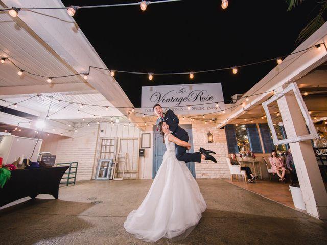 Justin and Deborah's Wedding in Orange, California 2