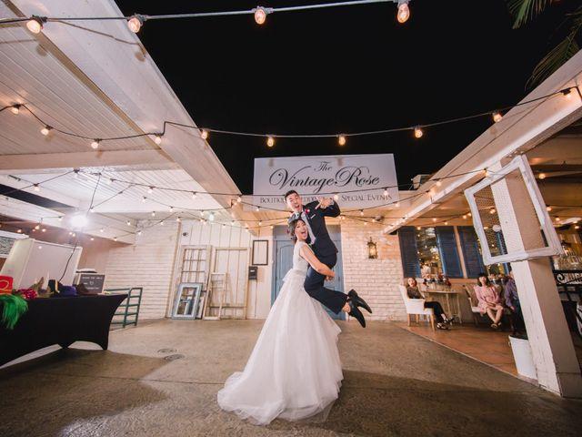 Justin and Deborah's Wedding in Orange, California 154