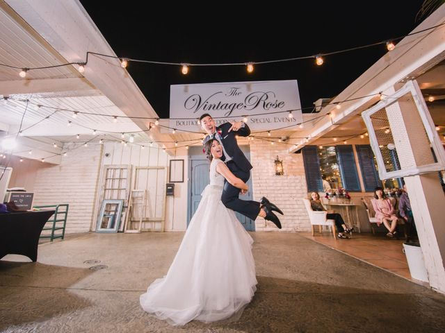 Justin and Deborah's Wedding in Orange, California 155