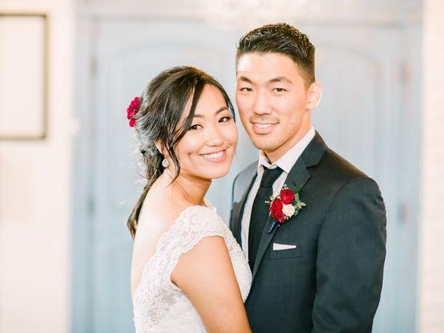 Justin and Deborah's Wedding in Orange, California 156