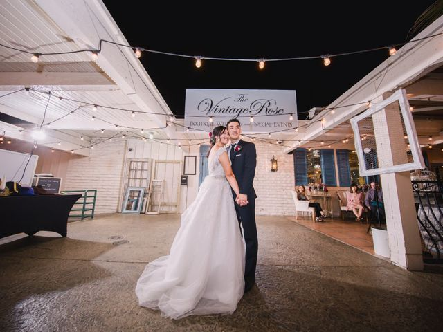 Justin and Deborah's Wedding in Orange, California 157
