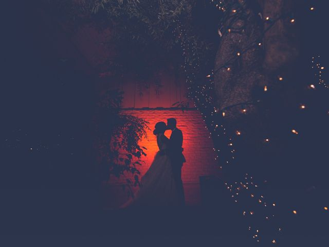 Justin and Deborah's Wedding in Orange, California 160