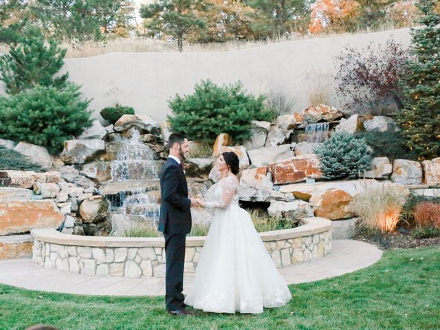 Eli and Skylar's Wedding in Denver, Colorado 15