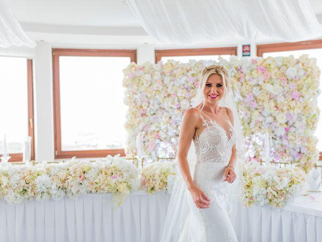 Scott and Paulina's Wedding in Santorini, Greece 5