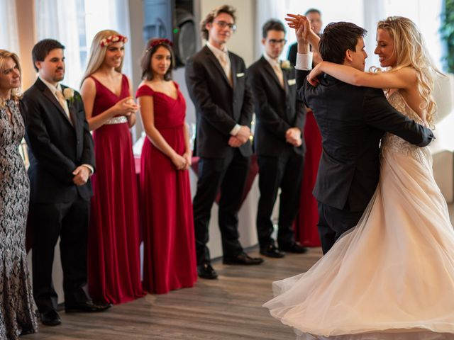 Christopher and Alexandra's Wedding in Brookeville, Maryland 11