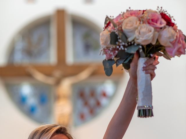 Christopher and Alexandra's Wedding in Brookeville, Maryland 17