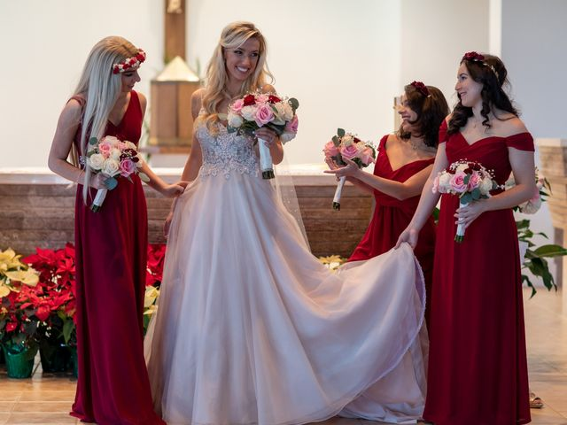 Christopher and Alexandra's Wedding in Brookeville, Maryland 18