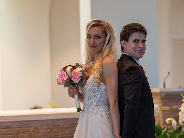 Christopher and Alexandra's Wedding in Brookeville, Maryland 19