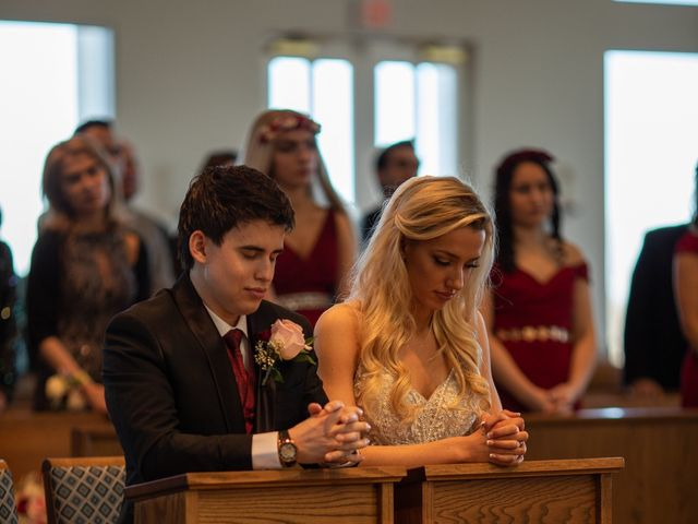 Christopher and Alexandra's Wedding in Brookeville, Maryland 22