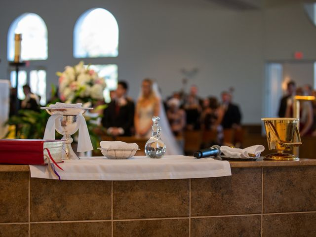 Christopher and Alexandra's Wedding in Brookeville, Maryland 24
