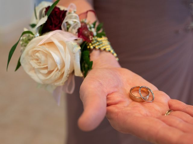 Christopher and Alexandra's Wedding in Brookeville, Maryland 27