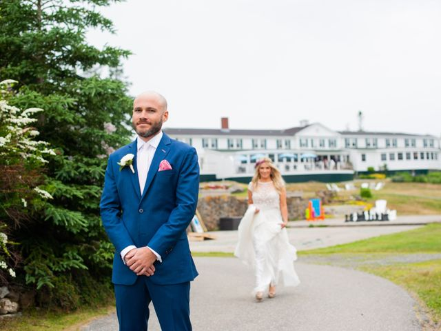 Adam and Meredith's Wedding in Southport, Maine 46