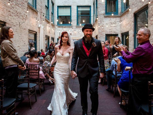Jay and Naidy's Wedding in Buffalo, New York 9