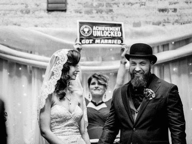 Jay and Naidy's Wedding in Buffalo, New York 10