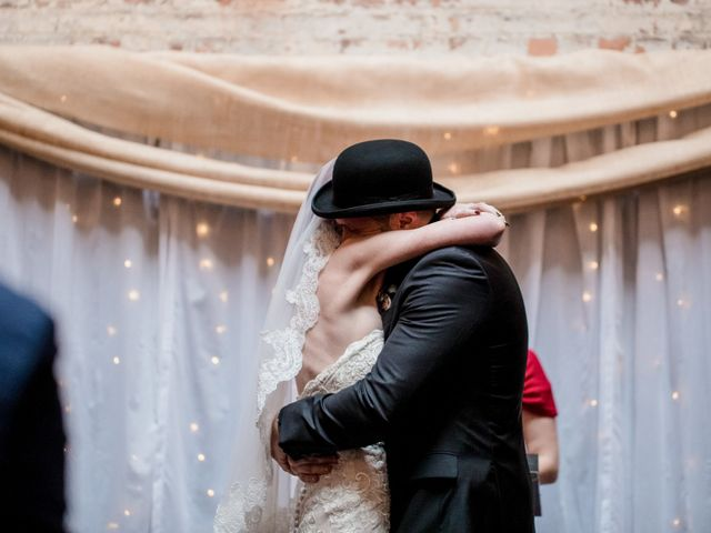 Jay and Naidy's Wedding in Buffalo, New York 11