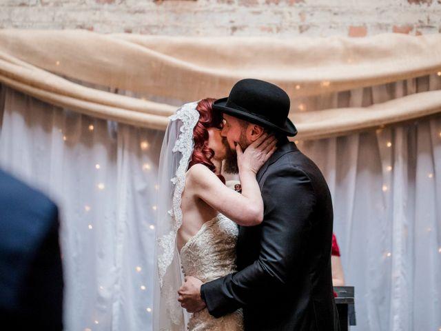 Jay and Naidy's Wedding in Buffalo, New York 12