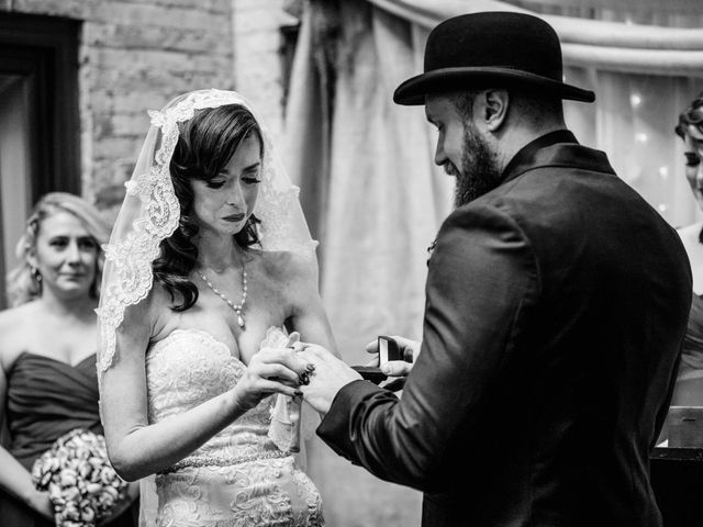Jay and Naidy's Wedding in Buffalo, New York 14