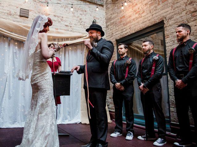 Jay and Naidy's Wedding in Buffalo, New York 16
