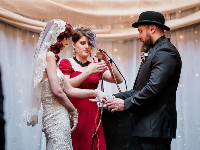 Jay and Naidy's Wedding in Buffalo, New York 17