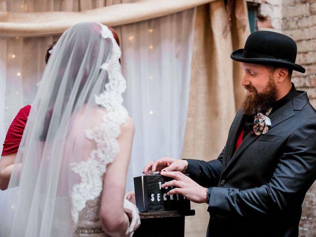 Jay and Naidy's Wedding in Buffalo, New York 18