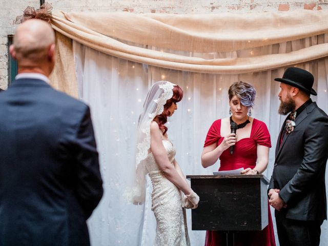 Jay and Naidy's Wedding in Buffalo, New York 22