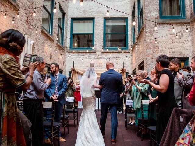 Jay and Naidy's Wedding in Buffalo, New York 23