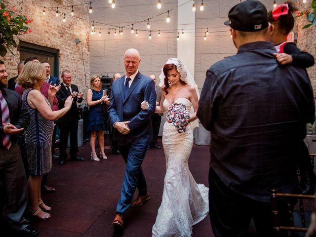 Jay and Naidy's Wedding in Buffalo, New York 25