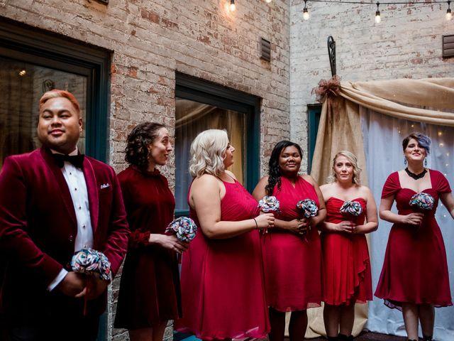 Jay and Naidy's Wedding in Buffalo, New York 26