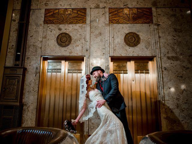 Jay and Naidy's Wedding in Buffalo, New York 32