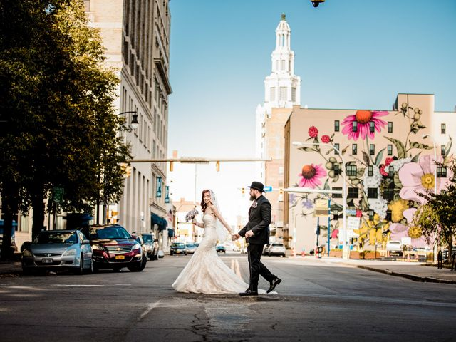 The wedding of Naidy and Jay